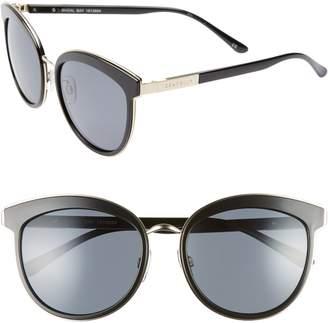Seafolly Shoal Bay 53mm Polarized Cat Eye Sunglasses