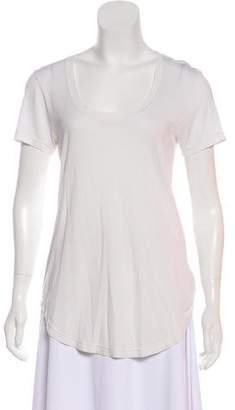 Cotton Citizen Short Sleeve V-Neck T-Shirt