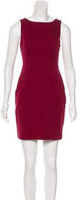 Tibi Mini Sheath Dress