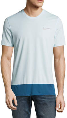 Nike Crew Neck Moisture Wicking T-Shirt