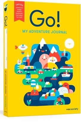 Penguin Random House Go Adventure Travel Journal