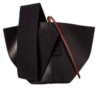 Medium Leather Belt Bag.