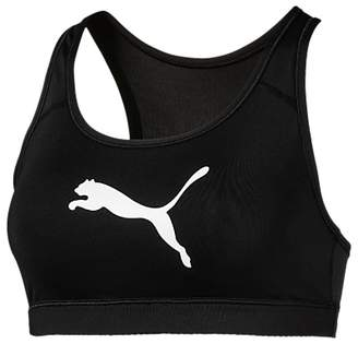 Puma 4Keeps Sports Bra, Black
