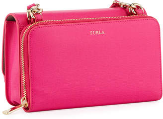 Furla Riva Leather Convertible Crossbody Bag