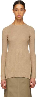 Totême Beige Viella Sweater