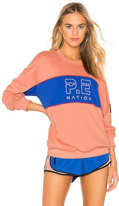 P.E Nation Sonic Sweatshirt