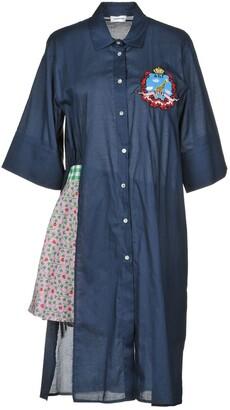 Au Jour Le Jour Knee-length dresses - Item 34869441TD