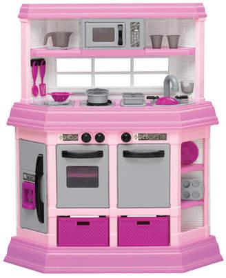 American Plastic Toys 22 Piece Custom Kitchen Set