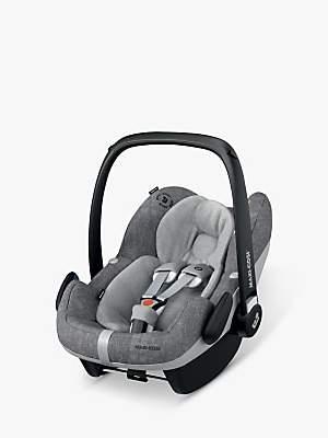 Maxi-Cosi Pebble Pro i-Size Group 0+ Baby Car Seat, Nomad Grey