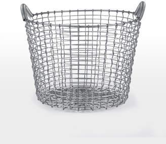 Rejuvenation Korbo Classic 24 Handmade Wire Basket