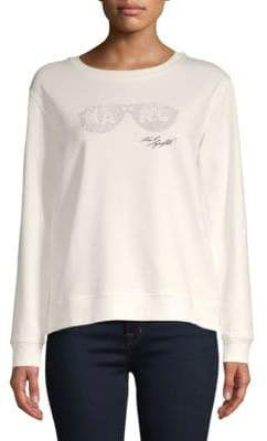 Sunglasses Crewneck Sweater