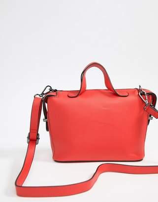 Asos Mini Tote Bag With Detachable Cross Body Strap