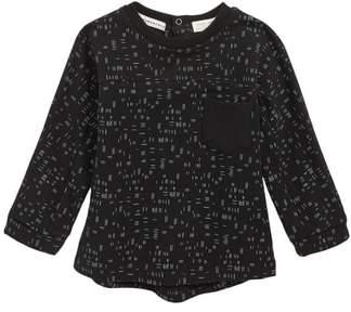 miles baby Long Sleeve Knit Shirt