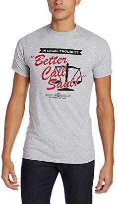Breaking Bad Men's Better Call Saul T-Shirt