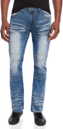 X-Ray X Ray Moto Slim Fit Jeans