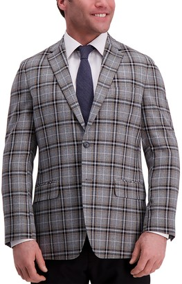 Haggar Men's Tailored-Fit Sport Coat