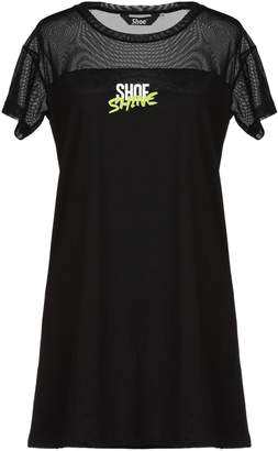 Shoeshine Short dresses