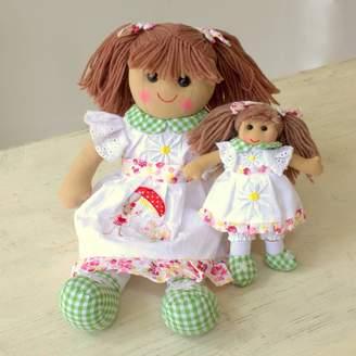 Little Ella James Mother And Daughter Springtime Rag Doll