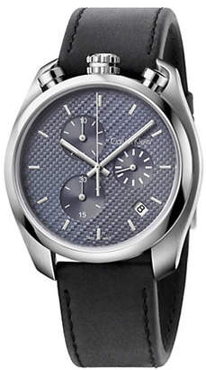 Calvin Klein Control Chronograph Stainless Steel Bracelet Watch