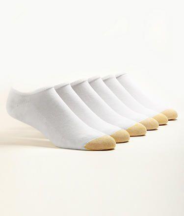 Gold Toe Sport No Show Socks 6-Pack