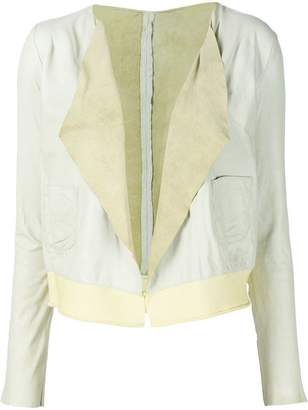 Giorgio Brato waterfall jacket