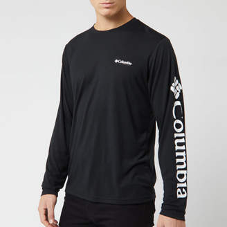 Men's Miller Valley Long Sleeve Graphic T-Shirt
