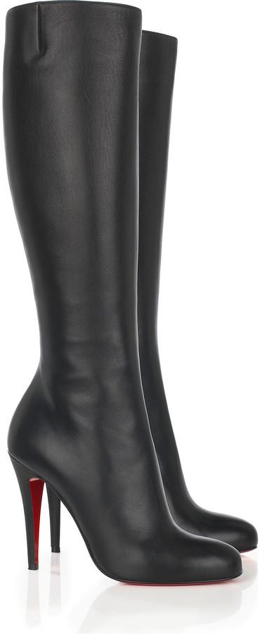 Christian Louboutin Babel 100 boots