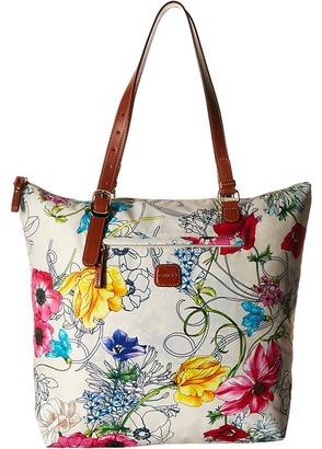 Bric's Milano X-Bag Sportina Grande Shopper $150 thestylecure.com