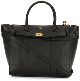 Mulberry zip tote bag $1,450 thestylecure.com