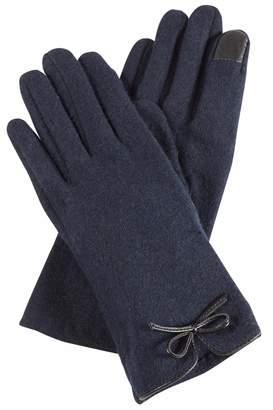 Mud Pie Betty Bow Gloves
