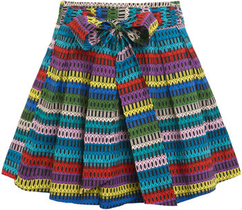 Spectrum Tie Skirt