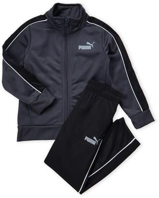 75993a3feb2d Puma Boys 4-7) Two-Piece Track Jacket   Pants Set