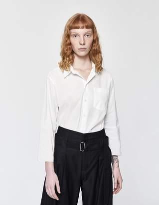 Hope Zand Button-Up Shirt