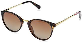 addaa33e2d at Amazon.com · Vera Bradley Women s Avery Polarized Round Sunglasses