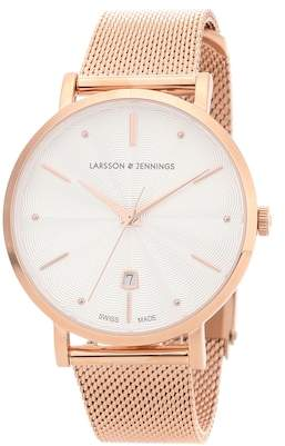 Larsson & Jennings Lugano Aurora watch