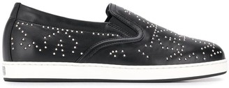 Jimmy Choo Gracy slip-on sneakers