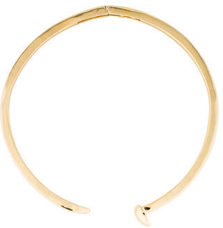 Giles & Brother Nail Spike Collar Necklace $75 thestylecure.com