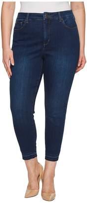 NYDJ Plus Size Plus Size Ami Skinny Ankle w/ Released Hem in Cooper Women's Jeans