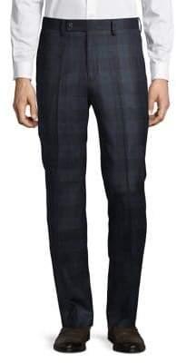Lauren Ralph Lauren Blackwatch Plaid Pants