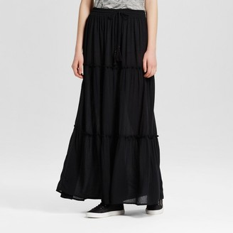 Mossimo Supply Co. Women's Maxi Skirt - Mossimo Supply Co. $19.99 thestylecure.com