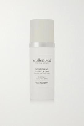 Estelle & Thild Biocalm Extra Nourishing Night Cream, 50ml - one size