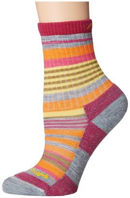 Darn Tough Vermont Sierra Stripe Micro Crew Light Cushion Socks Crew Cut Socks Shoes