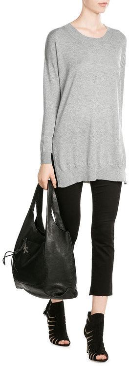 Max MaraMax Mara Sweater with Silk and Cashmere