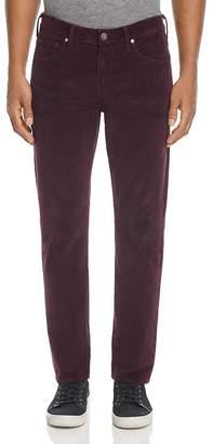 Paige Federal Slim Fit Corduroy Pants - 100% Exclusive