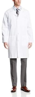 Cherokee Men's 40 Inch Full Length Lab Coat