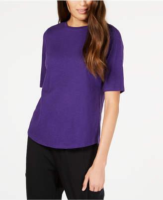 Eileen Fisher Organic Cotton Top, Regular & Petite