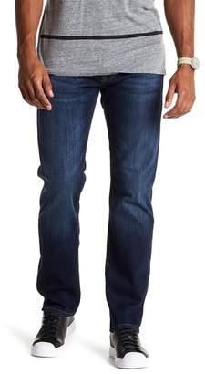 "Mavi Jeans Zach Straight Leg Jeans - 30-34\"" Inseam"