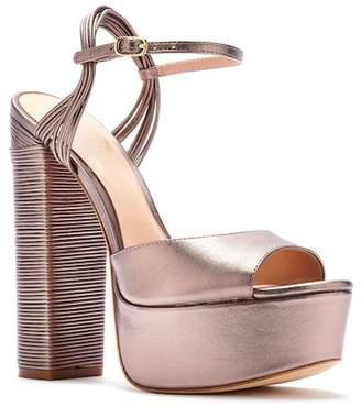 Rachel Zoe Willow Leather Platform Heel