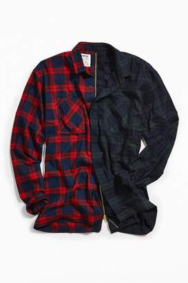 Benno FairPlay Oversized Long Sleeve Button-Down Shirt