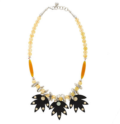 Lulu Frost Let's Bring Back by nomad necklace